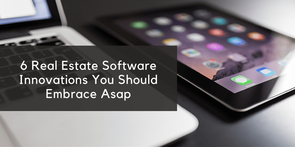 real estate software innovations